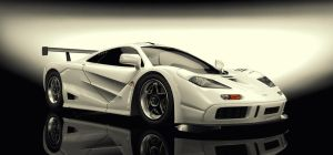 Mclaren F1 LM by TheImNobody