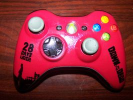 xbox 360 zombie controller 1 by redredreder