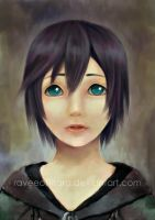 KH: number 14 - Xion by raveeoftitans