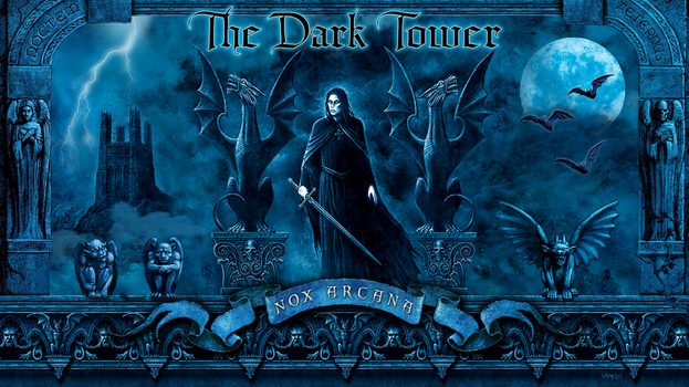 Nox Arcana - The Dark Tower (3.0) by adamtsiolas