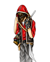 RED Sniper by Pickle-Ranger