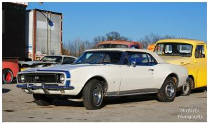 A 1967 Camaro SS Convertible by TheMan268