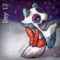 Day 12 - Favorite Ice Type by Mikoto-chan