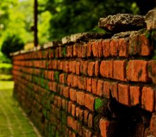 a brickwork orange by DKSV