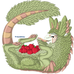 Snapple Those Apples Commission by DragonsPixels