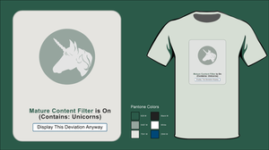 "Semi-Finalist: ""MC:Unicorns"" by deviantARTGear"