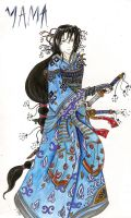 Yama - King of the Dead by Little-Voices