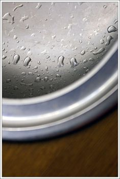 Digital kitchen metal by paindrop
