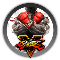 Street Fighter V (5) - Icon by Blagoicons