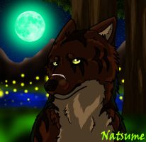 Natsume by Cylithren