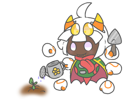 Cute Spider by paokamon