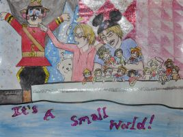 It's A Small World After All by mofurgi