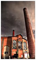 A Factory in HDR by BeDd