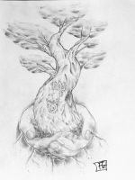 """""""Tree Of Life"""" by CakeinyourFace"""