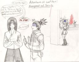 Adventures at Leaf Mart--1 by Heartless-iPod-Ninja