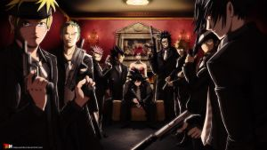 The Family by HellPurestDevil