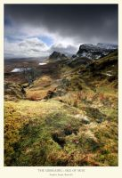 The Quiraing : Isle of Skye by ArwensGrace