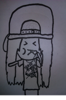 Axl Rose by duffbeerz