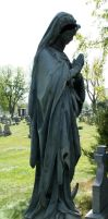 Mount Olivet Cemetery Mary 180 by Falln-Stock