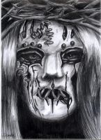 Joey Jordison by Sunaara96