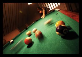 Billiards by bippla