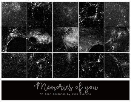 Memories of you - Icon Textures #43 by lune-blanche