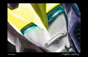 Mourning Tears by Laserbot