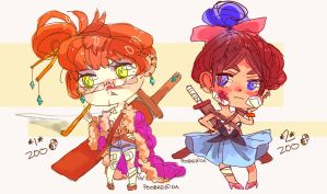Blood n' Bandages: Adopts- 1 LEFT(PRICE LOWERED#2) by MushroomMilady