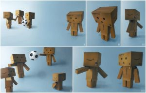 Including Danbo by frestro79