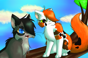 The-six-Clans - Seeing as FeatherClan is the best! by FlareAKACuteFlareon