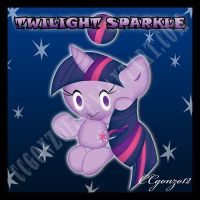 Twilight Sparkle Chao by CCgonzo12