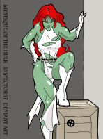 Mystique of the Hulk by Inspector97