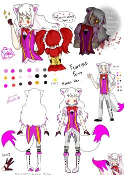 Funtime Foxy by JustALittleZombie