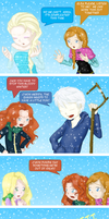Best winter ever 3/3 by shinjuco