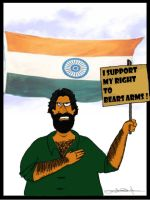 INDIAN, HAIRY AND PROUD! by thedrummerboii