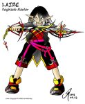 Laire, Keyblade Master by arconius
