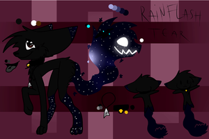 Rainflash ref by enterdragongalaxy