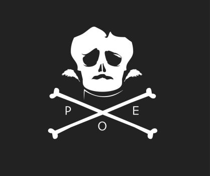 Poe Jolly Roger Decal by KxG-WitcheR