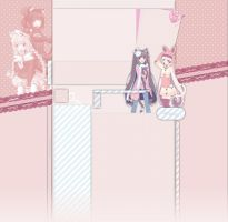 Neko youtube bg by xPoisonousCherry