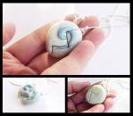 Hearthstone Friendship necklace by WTFcharms