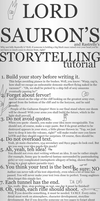 Storytelling Tutorial by Rastrelly