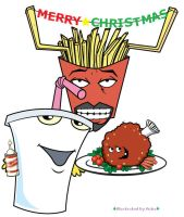 Xmas2006 -  ATHF by Zootch