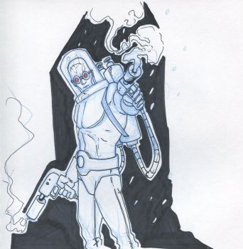 Mr. Freeze by ChesterCobblepot