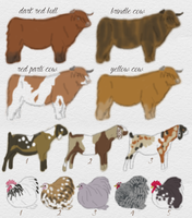 OPEN - Livestock Adopts - Dec 2014 by becki-moorcroft