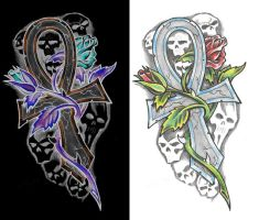 Tattoo for -raineydayz by Boosted