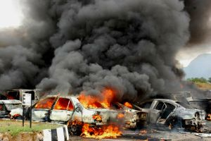 Terrorism in Iraq and national by Sam-432