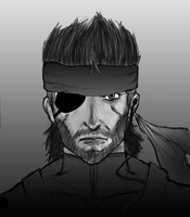Snake: Big Boss. by BonnyJohn