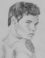 Taylor Lautner by christina-0o