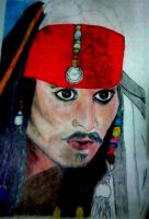 Jack Sparrow En Progreso by SrOller
