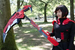RWBY - Ruby (C) by DISC-Photography